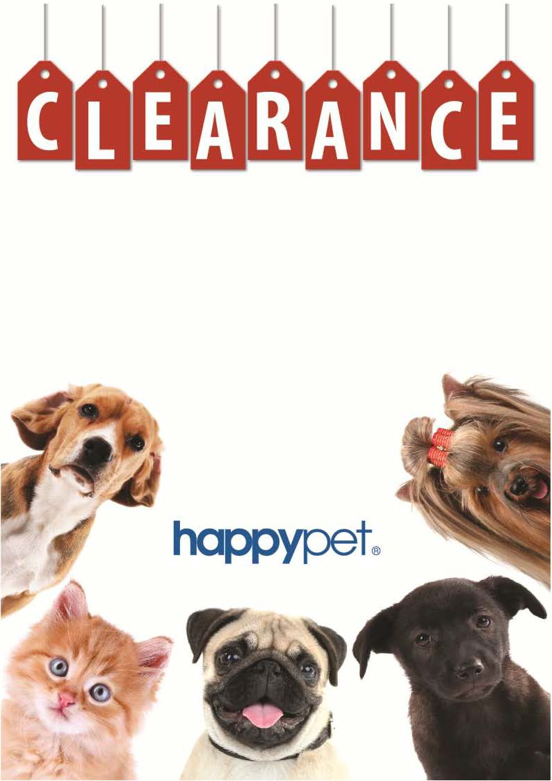 Happy Pet Clearance