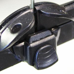 Lock to preventescape